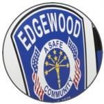 Edgewood Police Shield