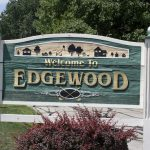 Welcome to Edgewood Sign