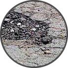pothole icon